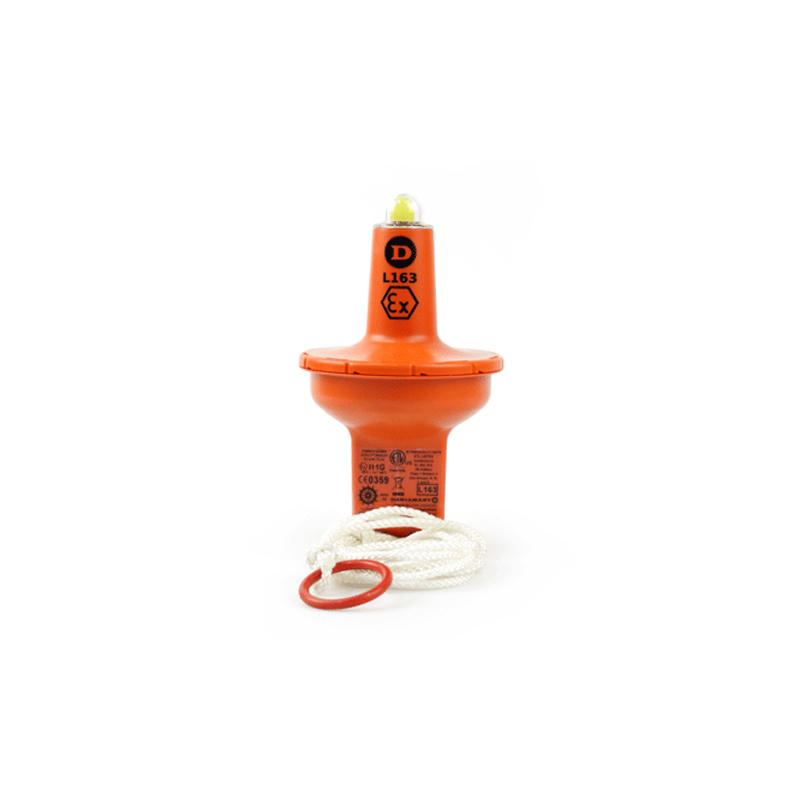 Daniamant Lifebuoy Light L163, USCG/SOLAS image