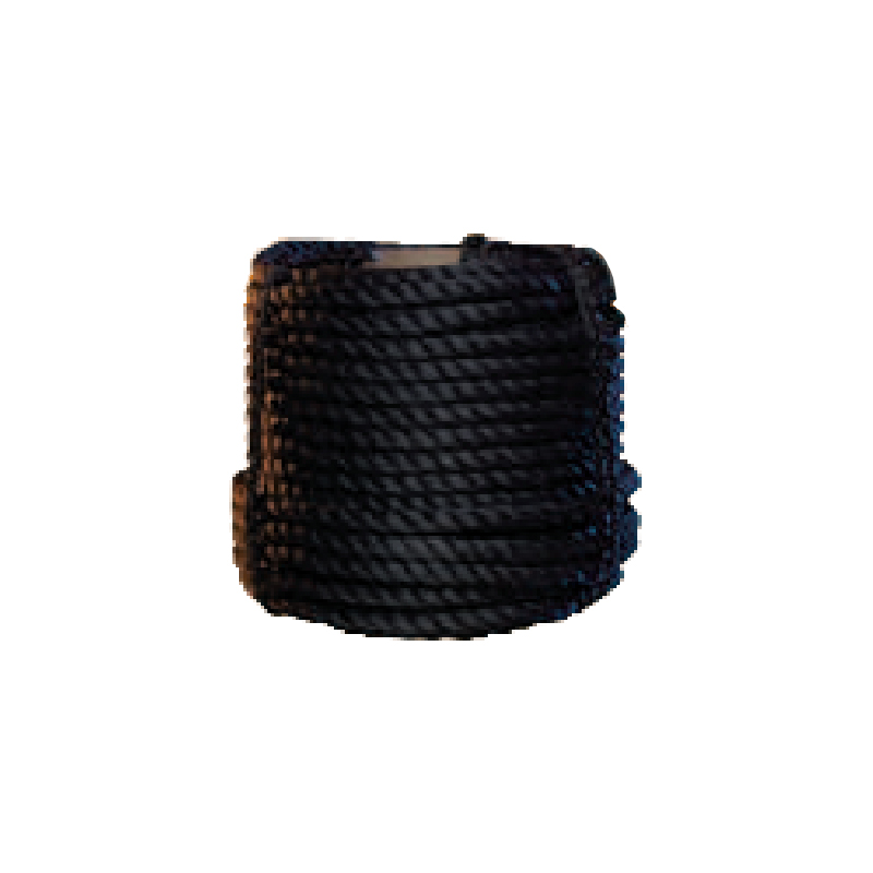 Datrex Black Poly Rope Painter Line 240' image
