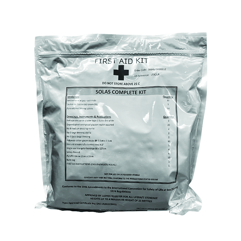 FIRST AID KIT, SOLAS DX0402M image