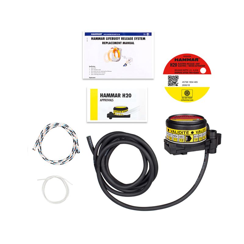 Hammar Replacement Kit Life Buoy System MkII image