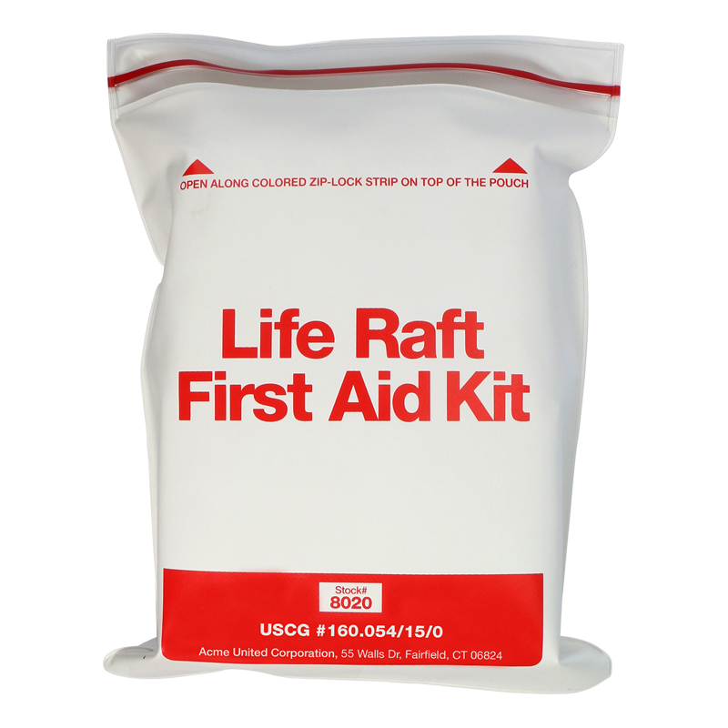 Acme First Aid Kit for Liferaft image