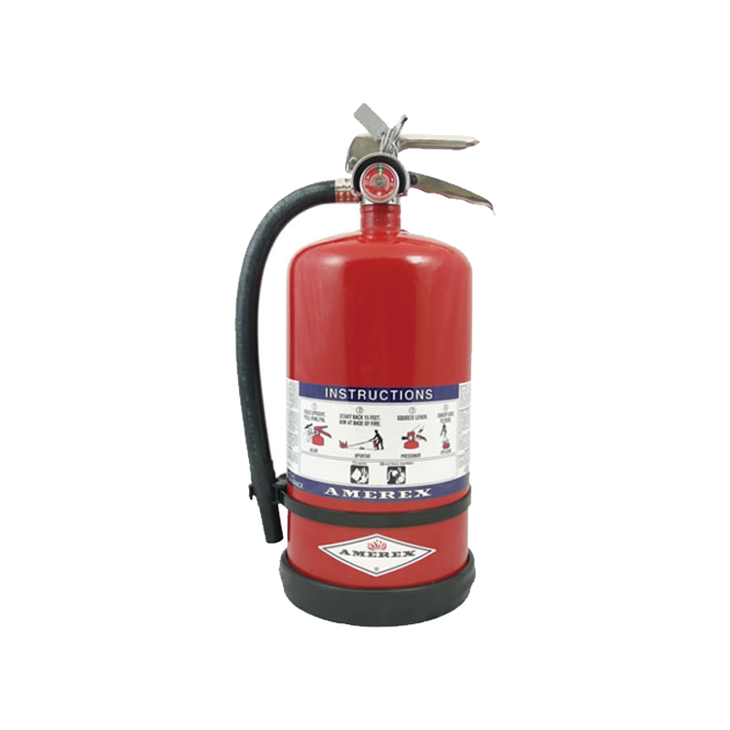 Amerex High Performance ABC Dry Chemical Extinguisher 13lb, Model 594 image