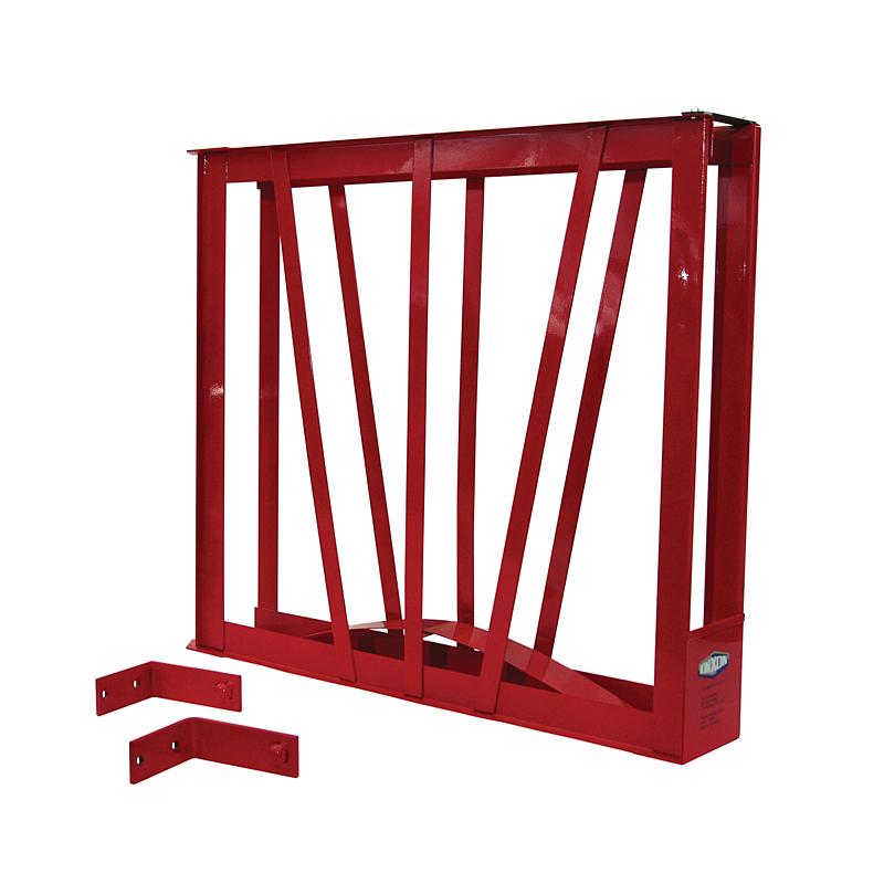 Hump Rack,  Red Enamel Steel image