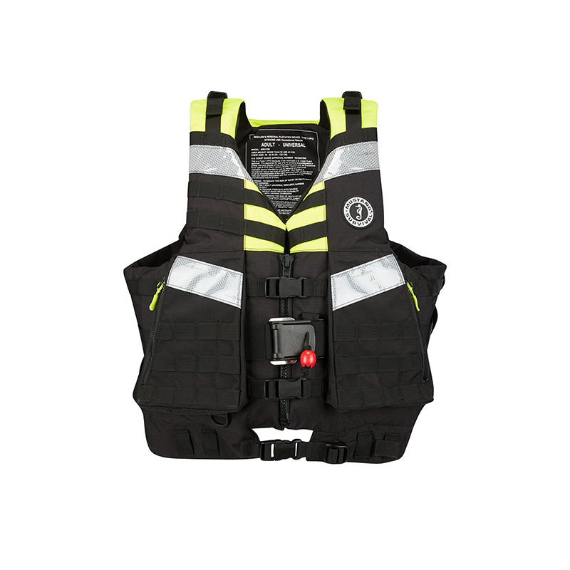 Mustang Universal Swift Water Rescue Vest, Model MRV150 02 image