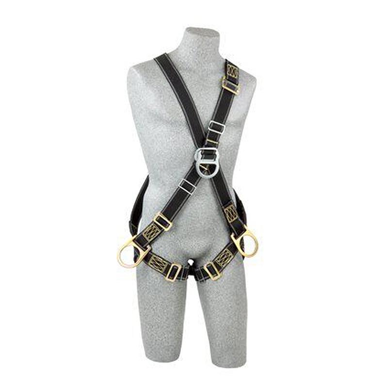 3M™ DBI-SALA® Delta™ Cross-Over Style Welder's Positioning/Climbing Harness, XL image
