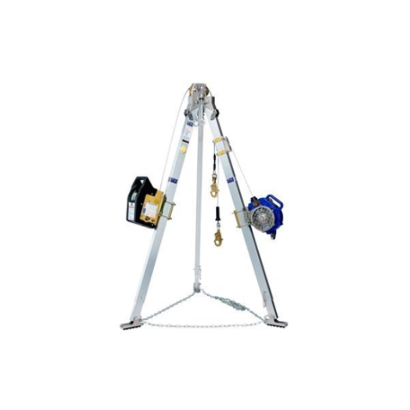 3M™ DBI-SALA® Salalift II Winch, Sealed Self Retracting Lifeline w/Emergency Retrieval & Tripod image