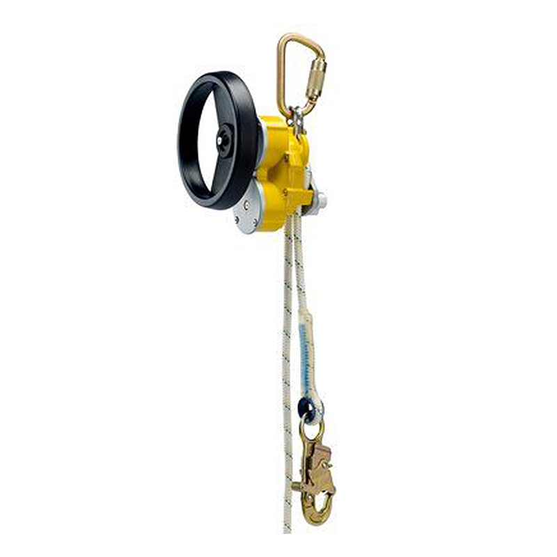 3M™ DBI-SALA® Rollgliss™ R550 Rescue and Descent Device, Yellow, 350' image