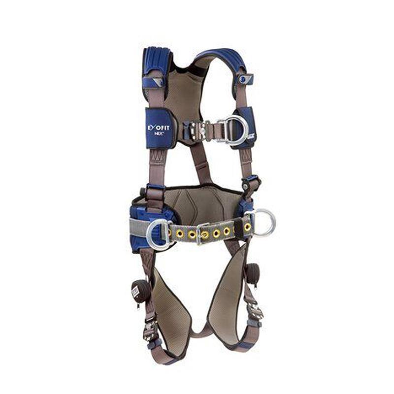 3M™ DBI-SALA® ExoFit NEX™ Construction Style Positioning/Climbing Harness image