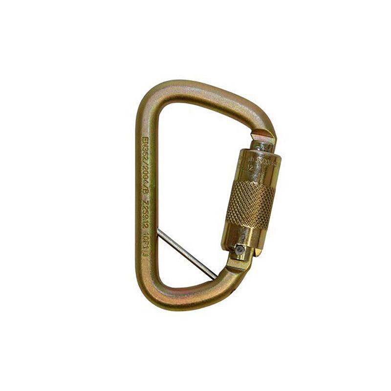 3M™ DBI-SALA® Rollgliss™ Technical Rescue Offset D Carabiner w/Captive Eye,Medium image